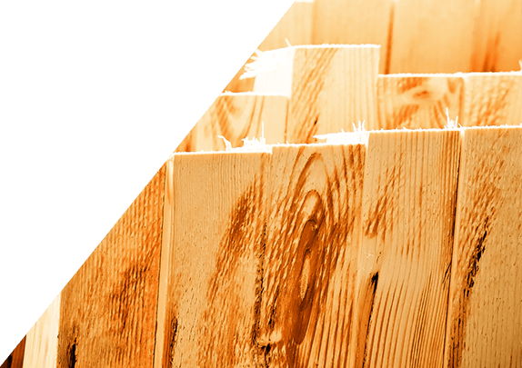 curved laminated columns