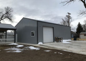 a steel roof saves money on insurance and taxes